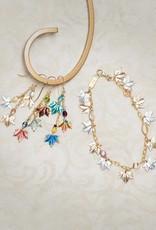 HOLLY YASHI Holly Yashi Gold Maple Leaf Bracelet *17913