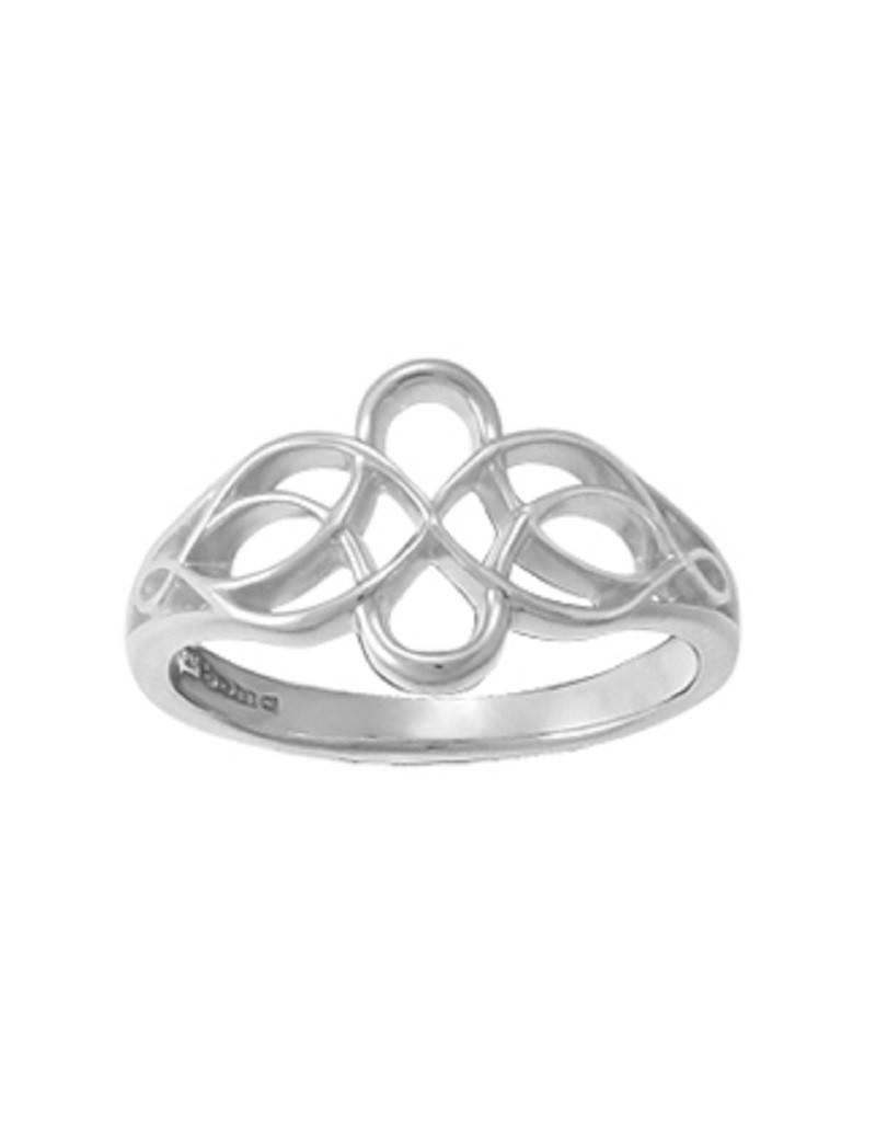 Silver Design Ring