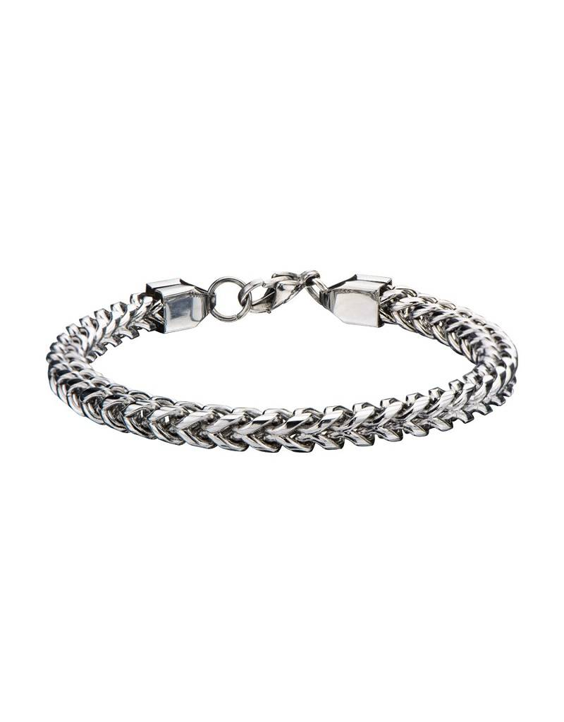 6mm Franco Chain Bracelet 8.5""