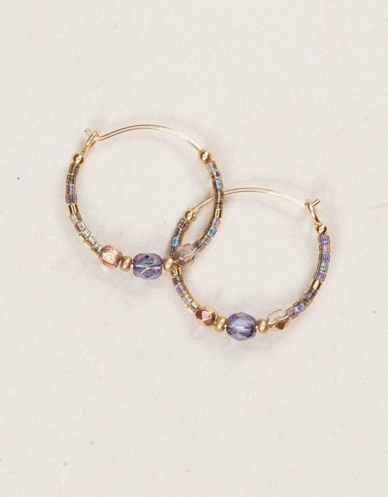 HOLLY YASHI Spring Sonoma Bead Hoop Earrings *95275