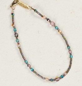 HOLLY YASHI Rainbow Sonoma Bead Bracelet *1883