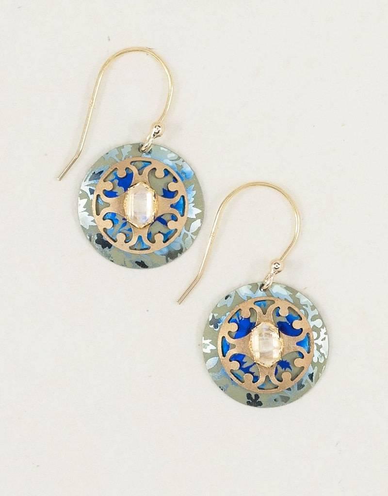 HOLLY YASHI Sage Petite Carmen Earrings *13077