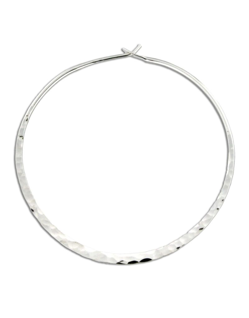 Hammered Hoop 46mm