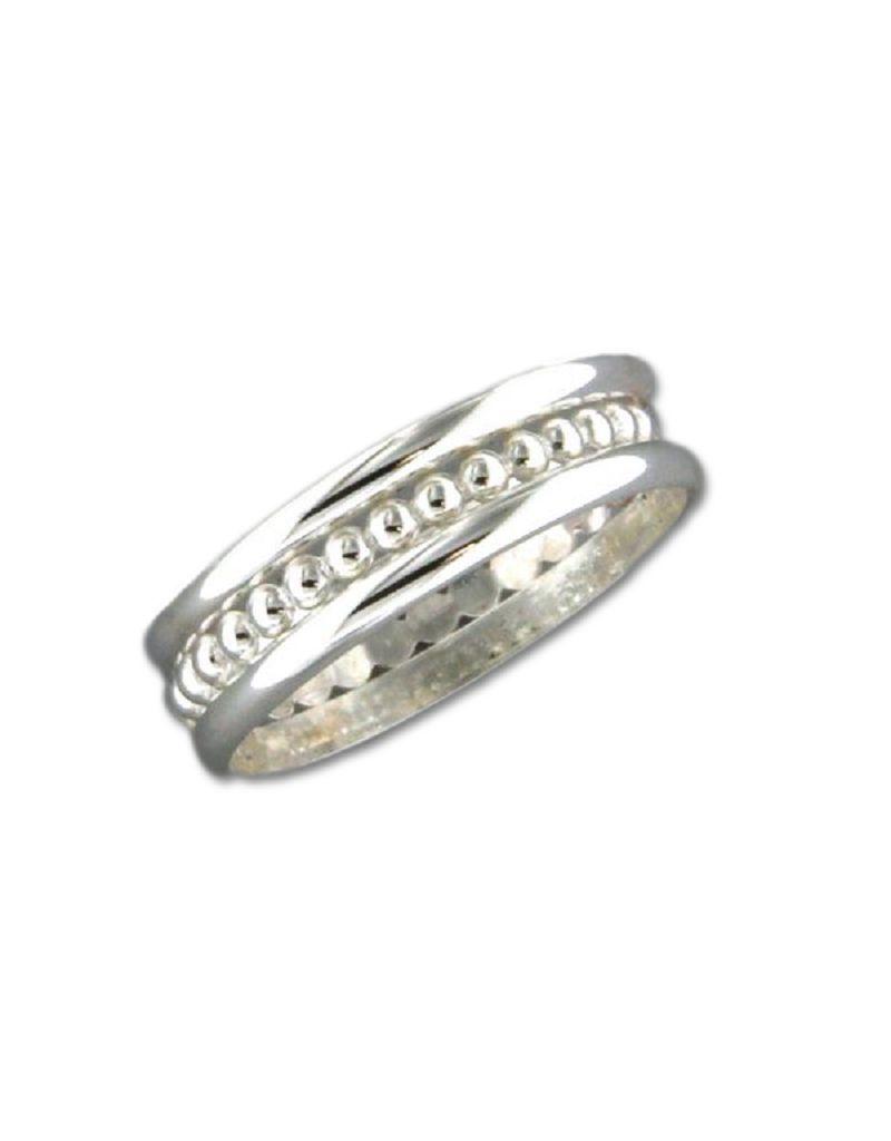 MRK Stacked Bead Ring