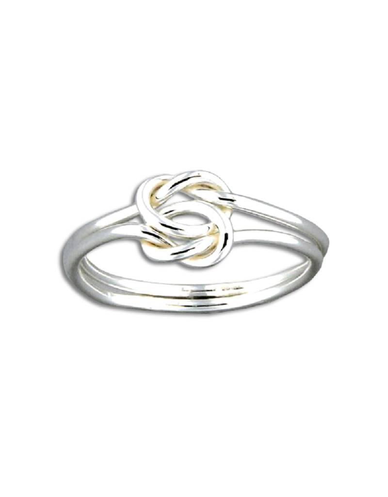 Doubl Knot Ring