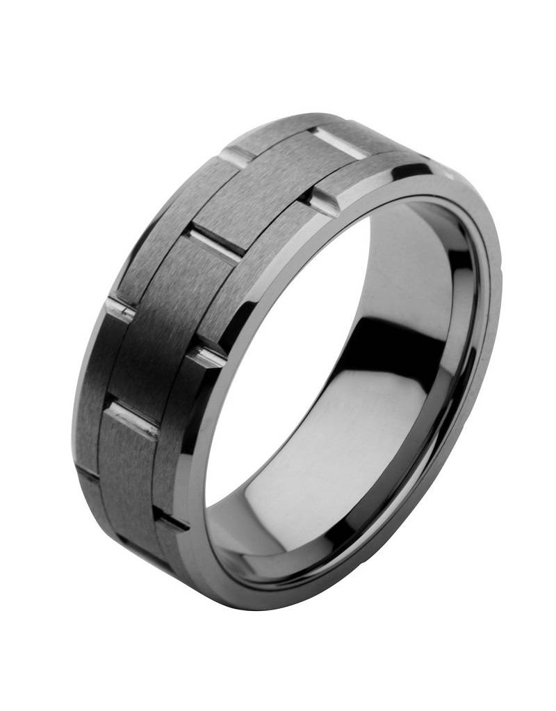 Tungsten Notch Band