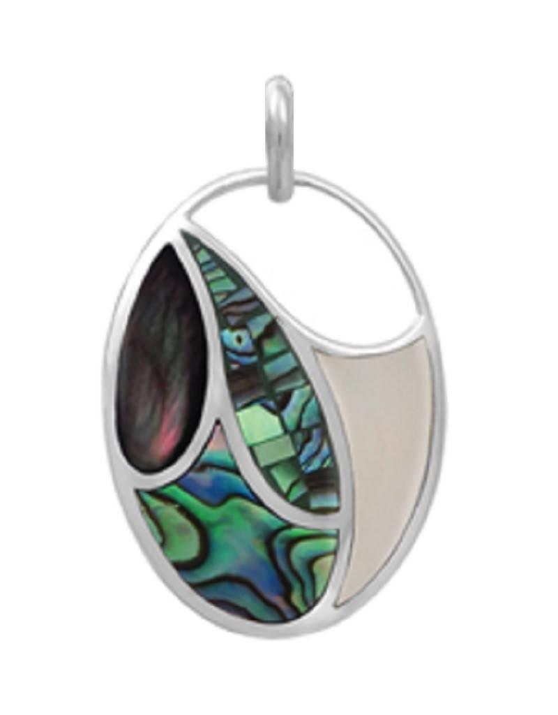 Abalone MOP G-MOP Pendant