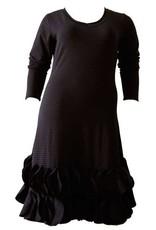 Boris BORIS- Circle Dress in Stripe