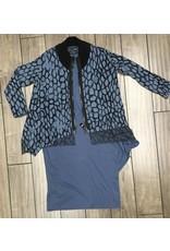 Kedziorek Kedziorek-Zip Jacket in Blue