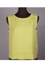 Cut Loose CUT LOOSE- Linen Shell in Sour Apple