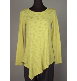 Cut Loose CUT LOOSE- Asymmetric Top in Sour Apple