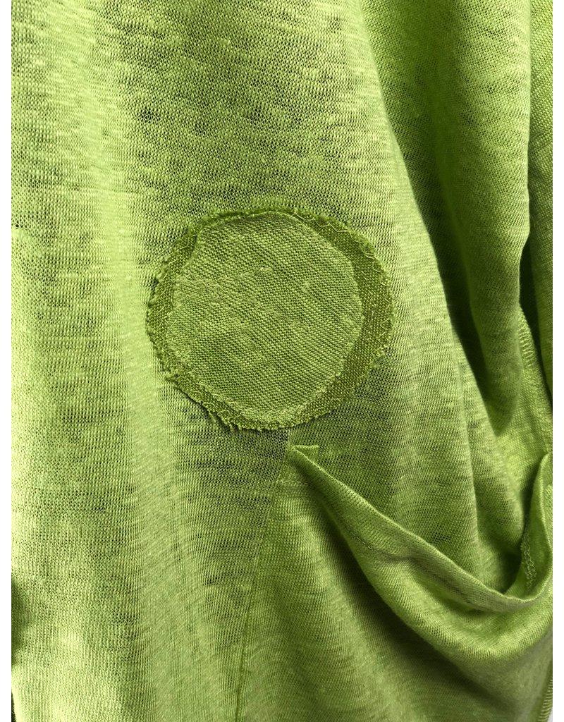 Lousje & Bean L&B-Jack Linen Knit in Char