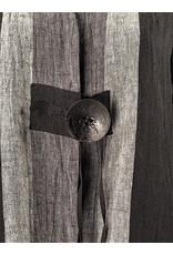 Lousje & Bean L&B-Linen Frouke Jacket in Blk/Wht Stripe