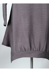 Lousje & Bean L&B- The Shirt in Grey