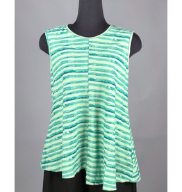 Cut Loose CUT LOOSE-Striped Tank
