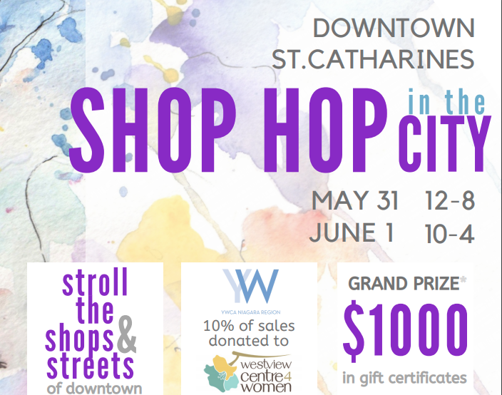 Shop Hop in the City