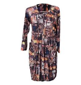 Lousje & Bean L&B-Harlem Dress in Scuba