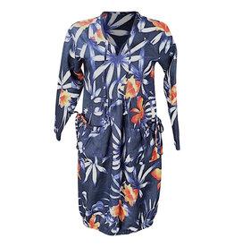 Lousje & Bean L&B- Harlem Dress in Floral Linen
