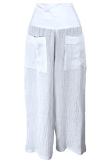 Lousje & Bean L&B-Emmy Pants in White