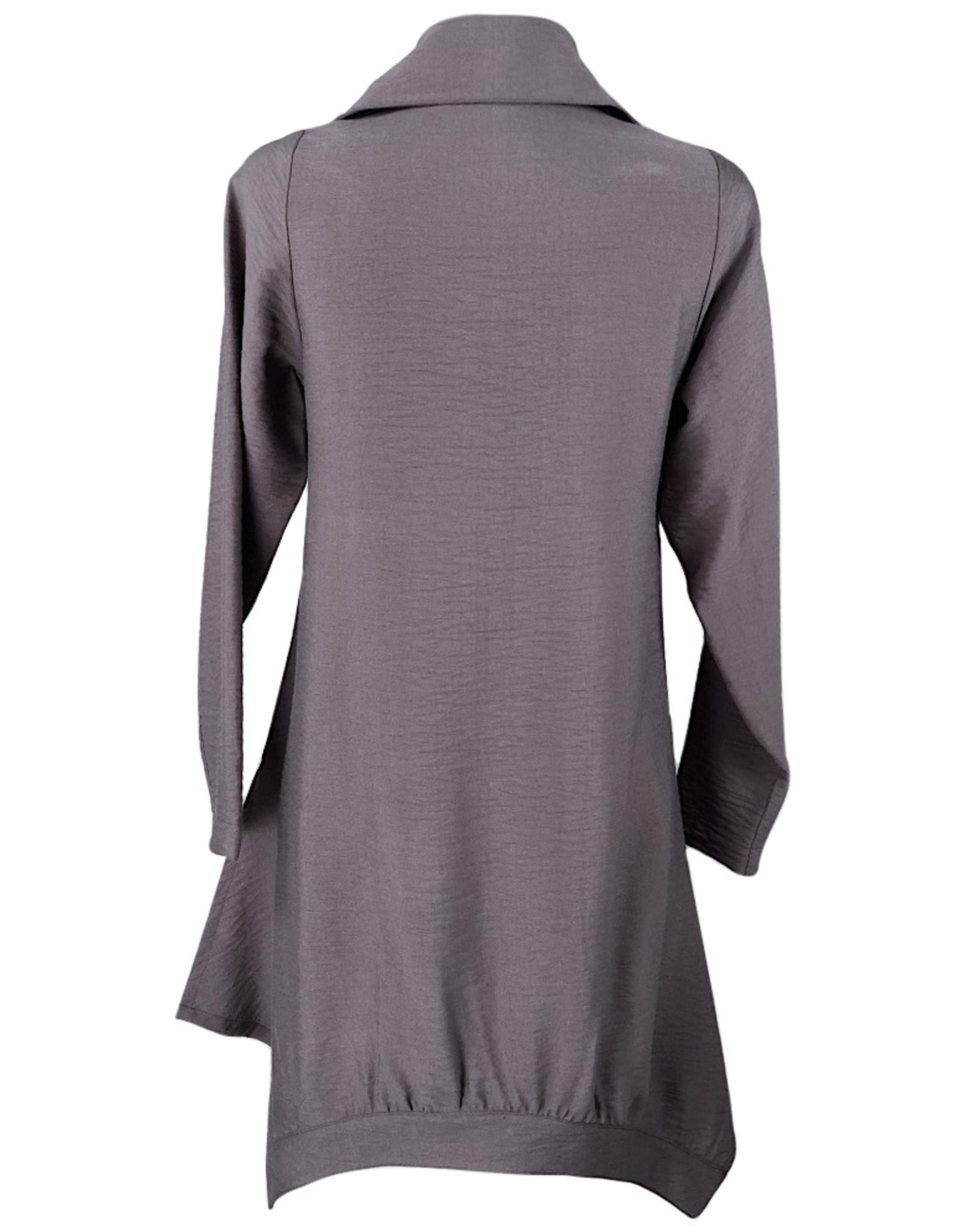 Lousje & Bean L&B-The Shirt in Grey