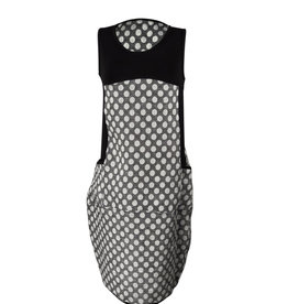 Lousje & Bean L&B-Waffle Dress in Dots