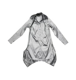Lousje & Bean L&B- The Shirt in Silver