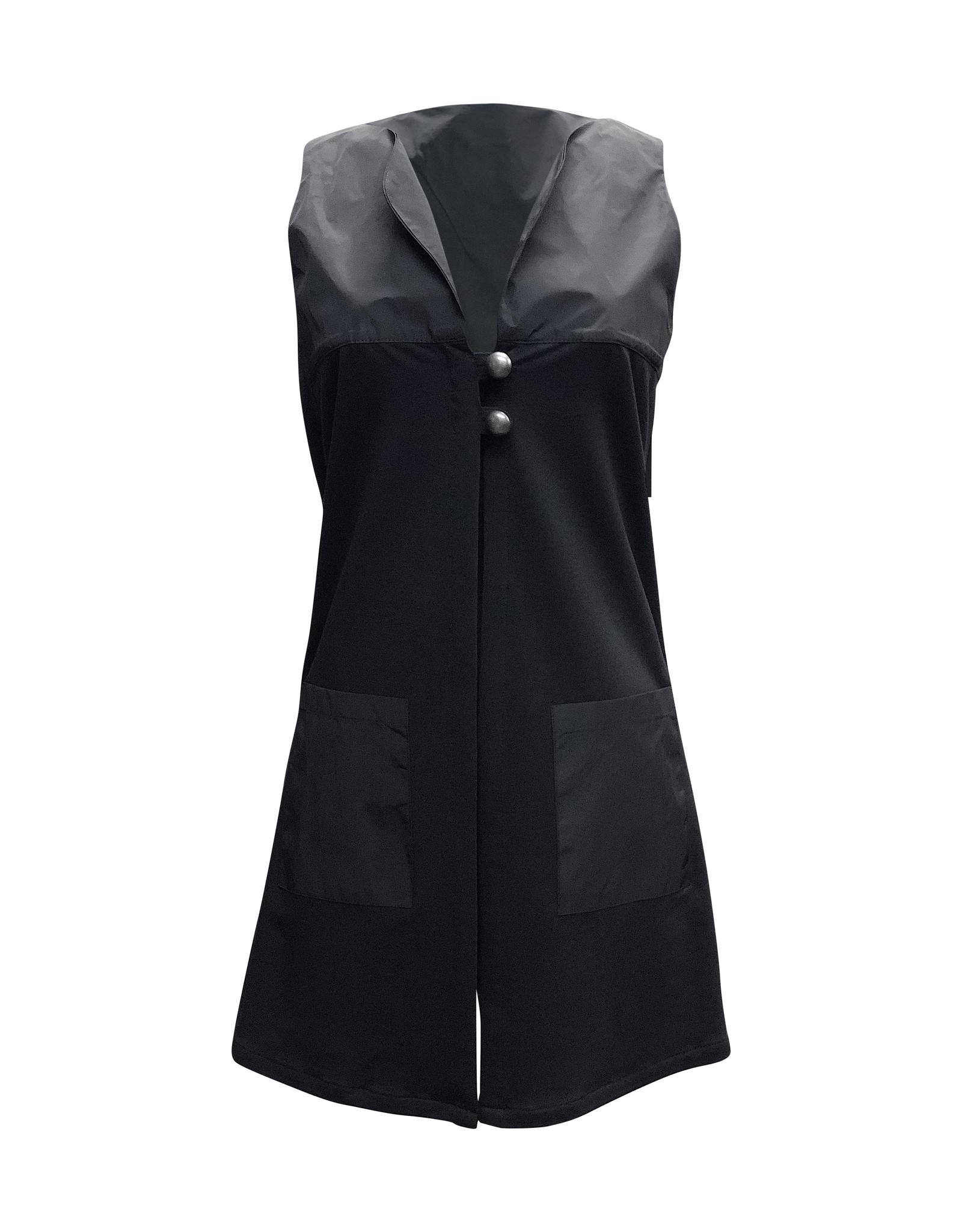Lousje & Bean L&B- Bamboo Button Vest