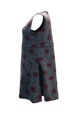 Cut Loose Cut Loose- Dot Boiled Wool Tunic