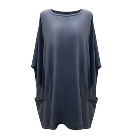 Cut Loose Cut Loose-Pullover in Pavement