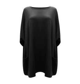 Cut Loose Cut Loose-Pullover in Black