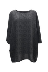 Cut Loose Cut Loose-Dot Pullover