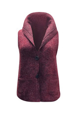 Cut Loose Cut Loose-Boiled Wool-Pocket Vest