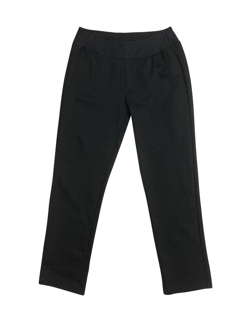 Cut Loose Cut Loose-Ponti-Slim Ankle Pant