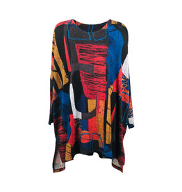Lousje & Bean L&B-Harriet Sweater in Print