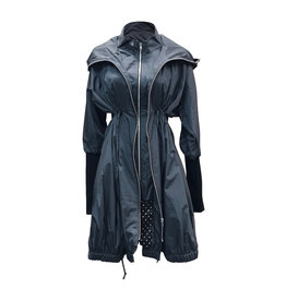 Lousje & Bean L&B- Bubble Coat in Charcoal