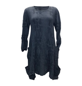 Grizas GRIZAS- Tunic in Black