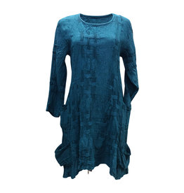 Grizas GRIZAS- Tunic in Teal