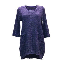Grizas GRIZAS- Tunic in Purple