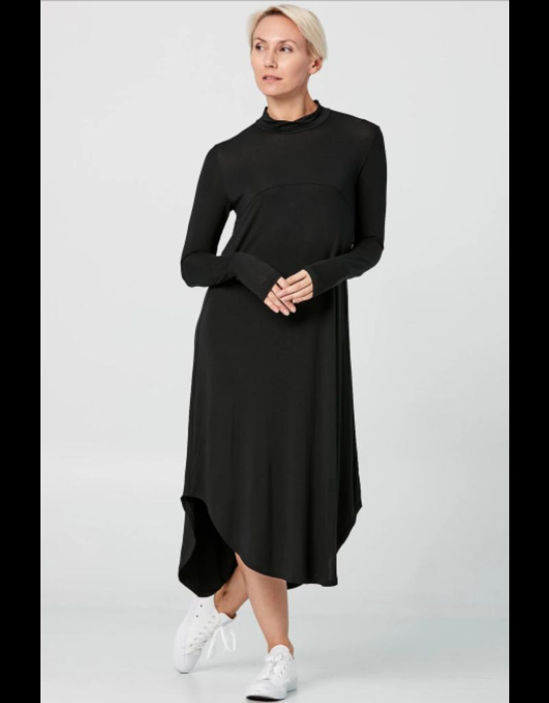 Advika Advika-Clay Dress Black