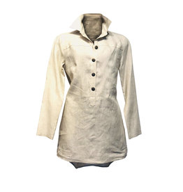 Lousje & Bean L&B- Beau Shirt in Oatmeal