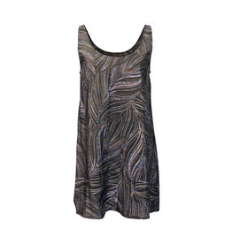 Lousje & Bean L&B- Loose Tank in Print