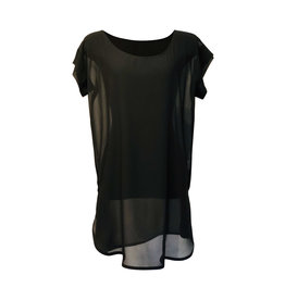 Lousje & Bean L&B- Block Top in Black