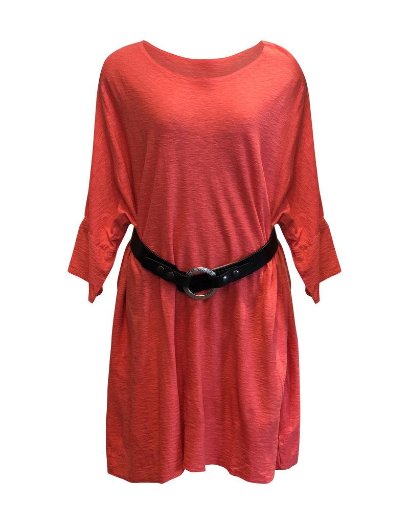 Cut Loose Cut Loose-Tunic Dress