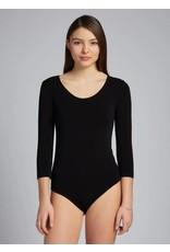 C'est Moi C'est Moi-Bamboo 3/4 Body Suit