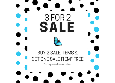 3for2 SALE