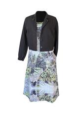 Grizas Grizas-Linen Dress in Print