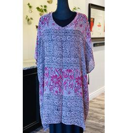 SariKNOTsari- Midi Length Kaftan Dress