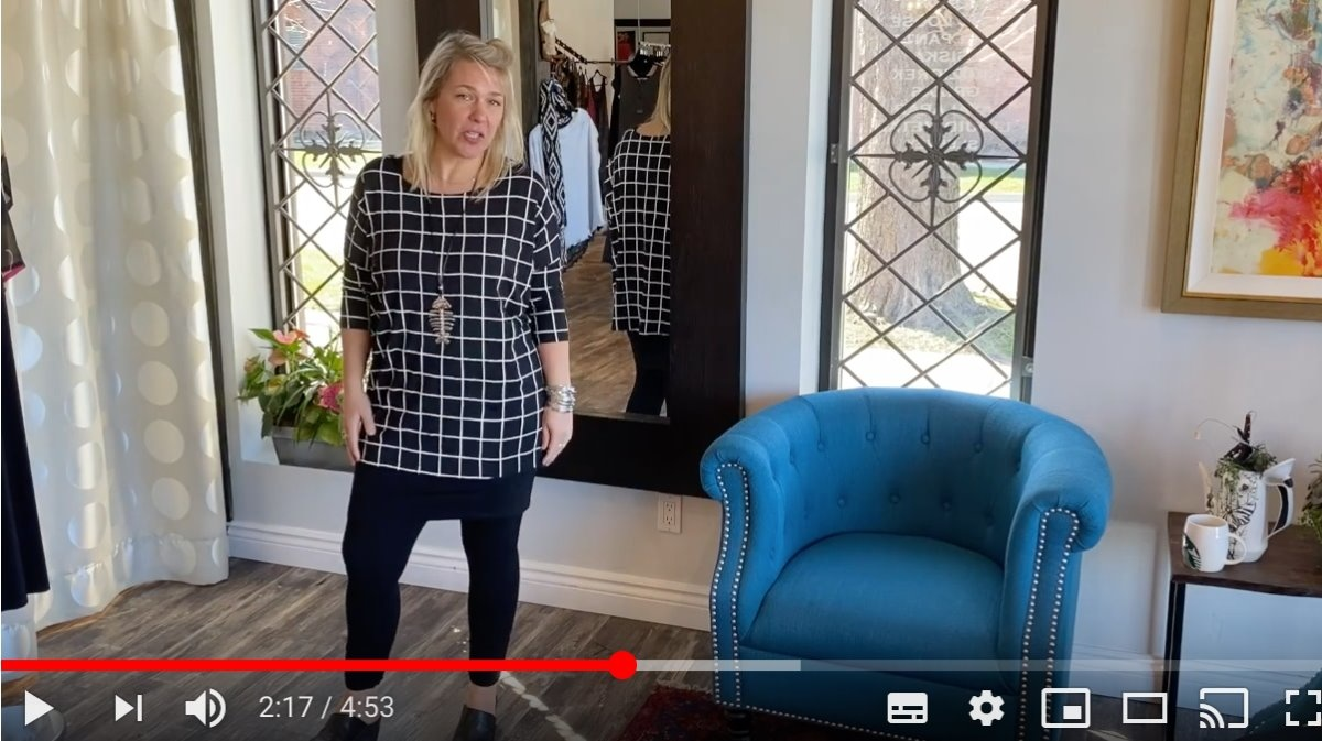 Styling the L&B Pencil Skirt...Video