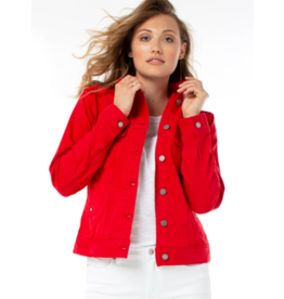 Liverpool Liverpool Jean Jacket- Red