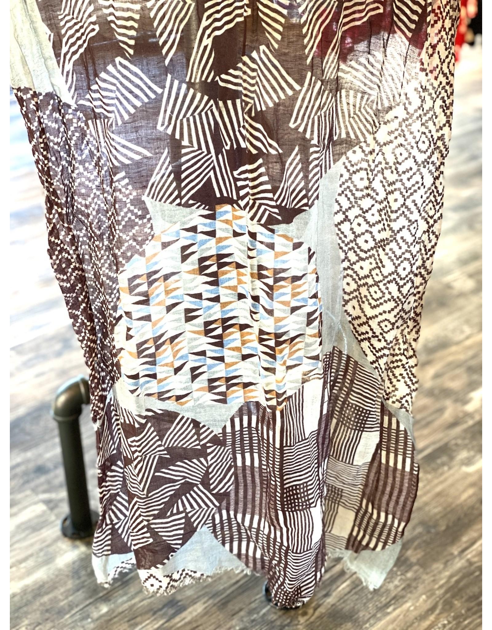 Kemi-Scarf Linen Cotton- 25